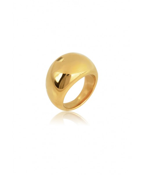 RITA X MÉRBABE - 24K MADISON BOLD RING