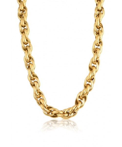 RITA X MÉRBABE - 18K AURORA CHAIN NECKLACE